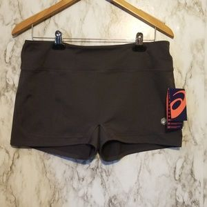 asics| Booty Athletic Shorts